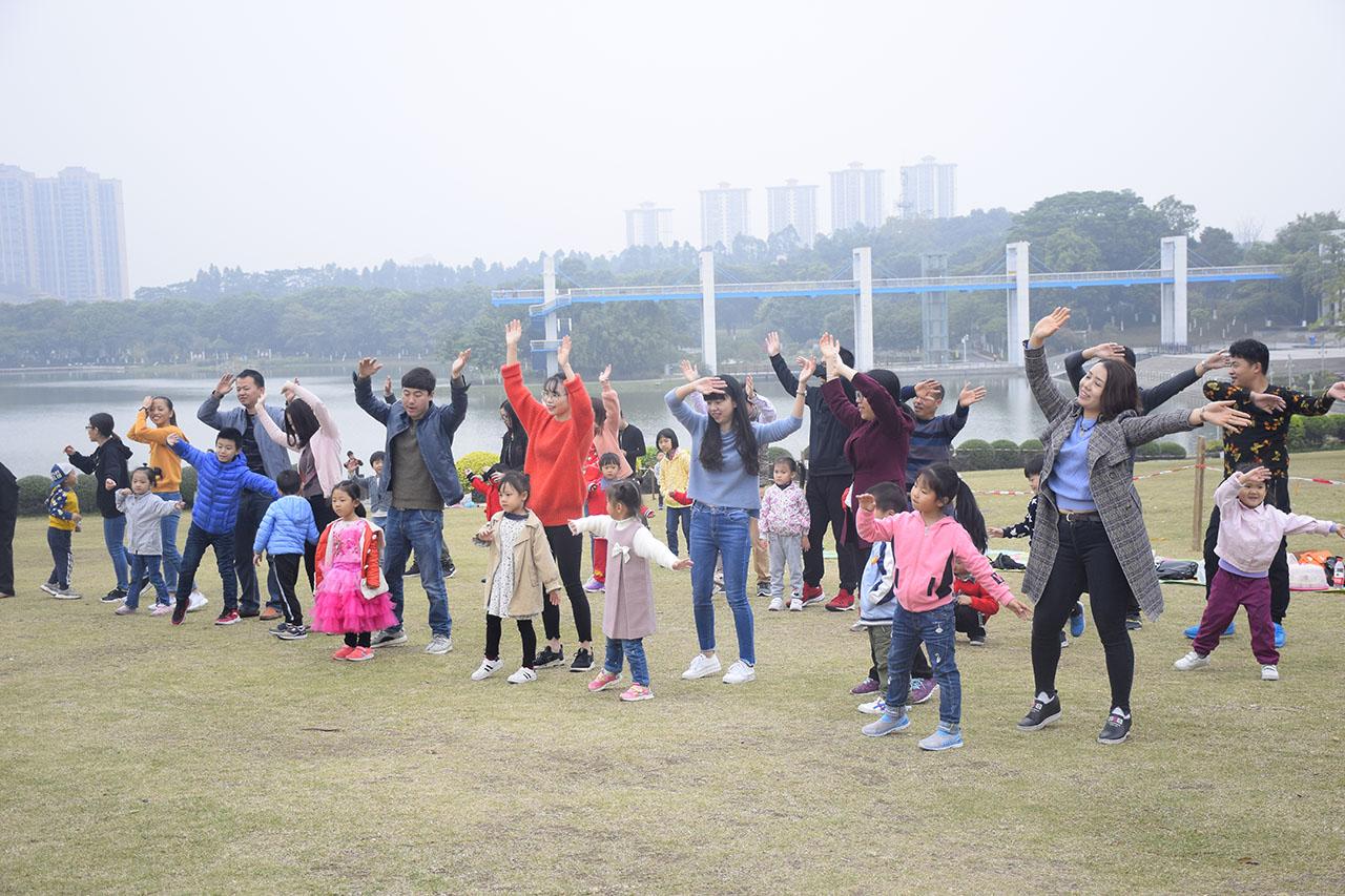 2019.1.12光明幼儿园家委活动